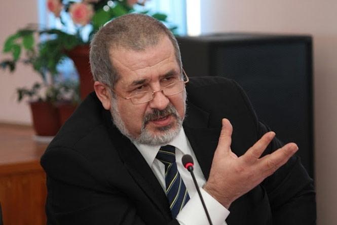 Крым будет возвращен дипломатическим путем при нашей жизни,— Чубаров