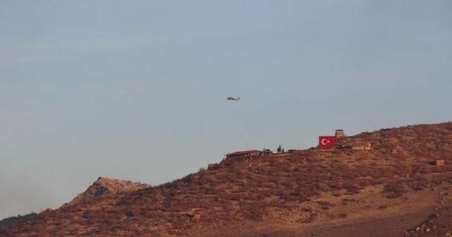 При крушении военного вертолёта на юго-востоке Турции погибло 13 человек