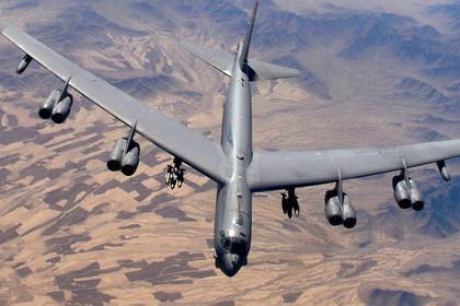 США перебросили вЕвропу бомбардировщики для учений уграниц Российской Федерации