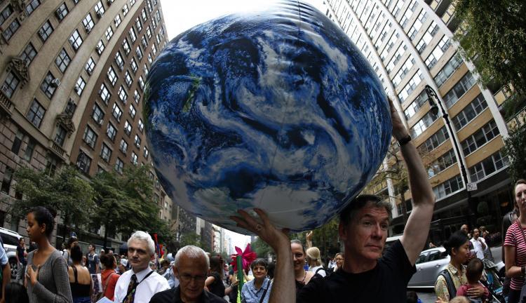 Трамп обещает, что США останутся мировым лидером взащите окружающей среды
