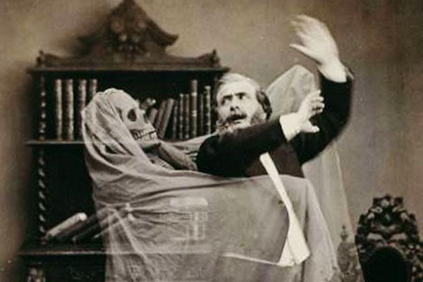 На лицо ужасные: Раскрыта сущность привидений и призраков