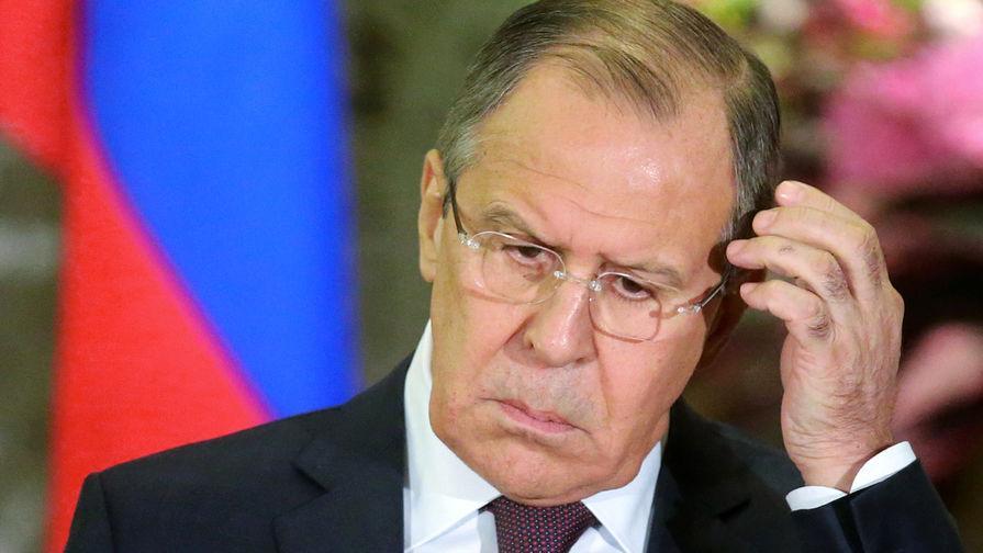 Глава МИД России Сергей Лавров обвинил Литву в русофобии