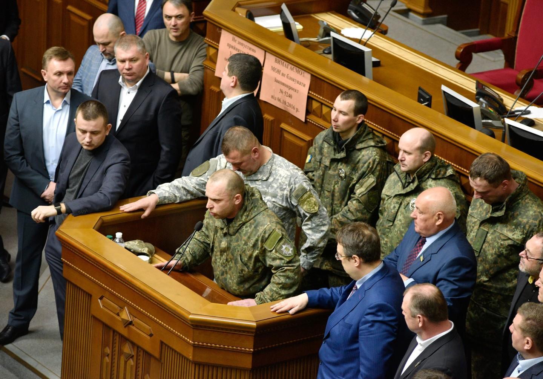 На Украине заявили о необходимости сменить политический строй на диктатуру