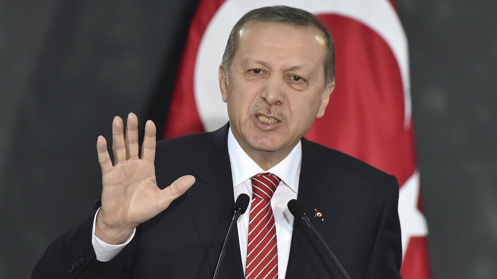 Эрдоган поддержал Катар после конфликта с арабскими странами
