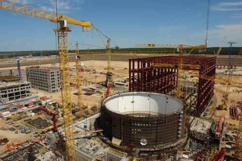 МАГАТЭ не оценивало выбор стройплощадки для БелАЭС в Островце