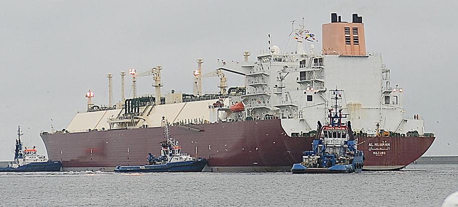 Скандал с Катаром усилит позиции «Северного потока-2»
