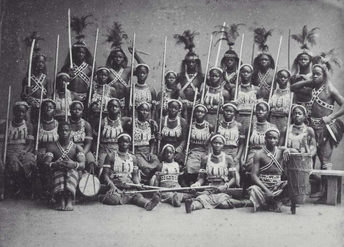 Факты о дагомейских амазонках — самых жестоких женщинах-воинах