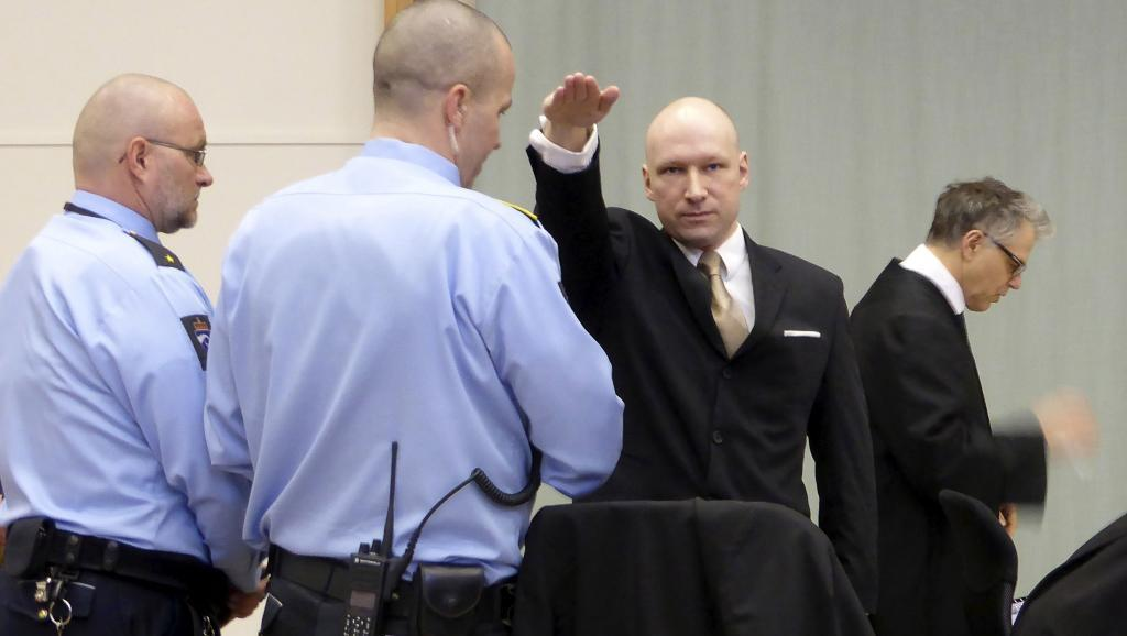 Верховный суд Норвегии отказался рассматривать жалобу Андерса Брейвика