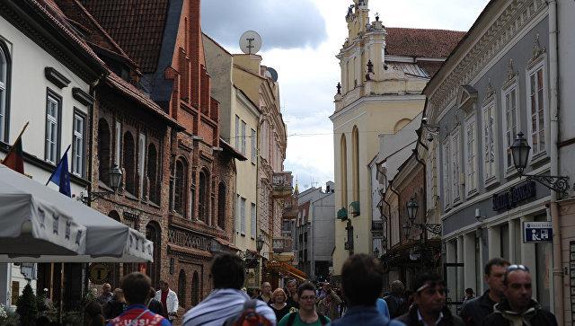 В Вильнюсе на выставке скоропостижно умер россиянин