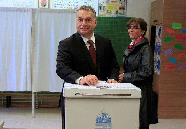 Венгрия проголосовала за независимость от ЕС