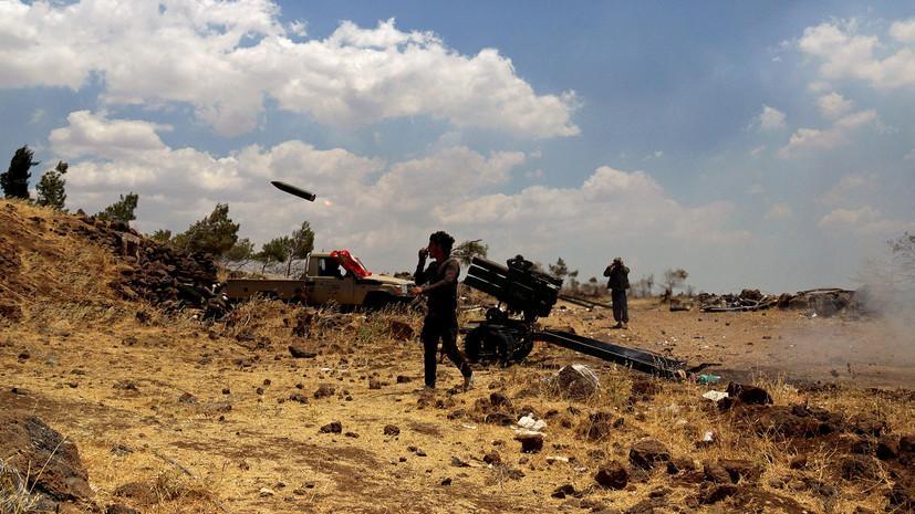 Война через посредников: Иран заявил о наличии доказательств поддержки ИГ со стороны США