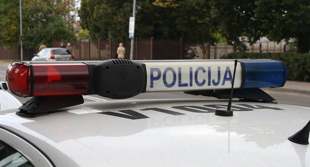 Нетрезвая пресс-секретарь МИД Литвы не подчинилась полиции