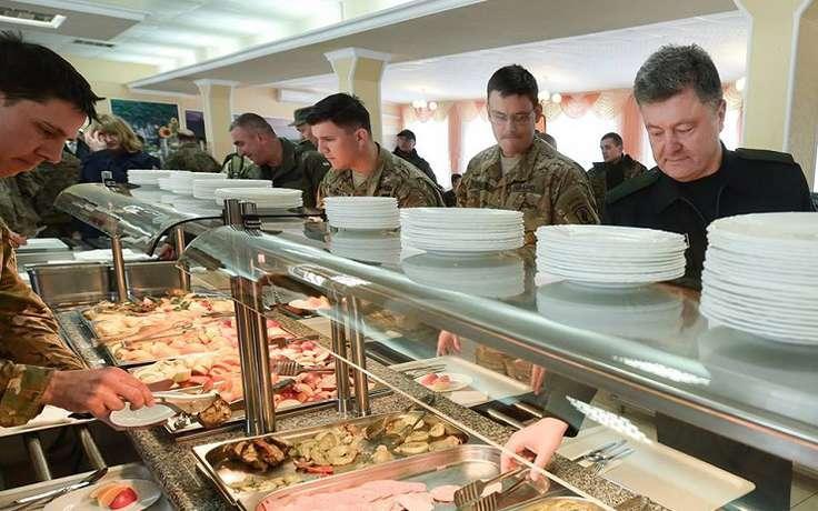 Западная база ВМС Украины внедрила систему питания по стандартам НАТО