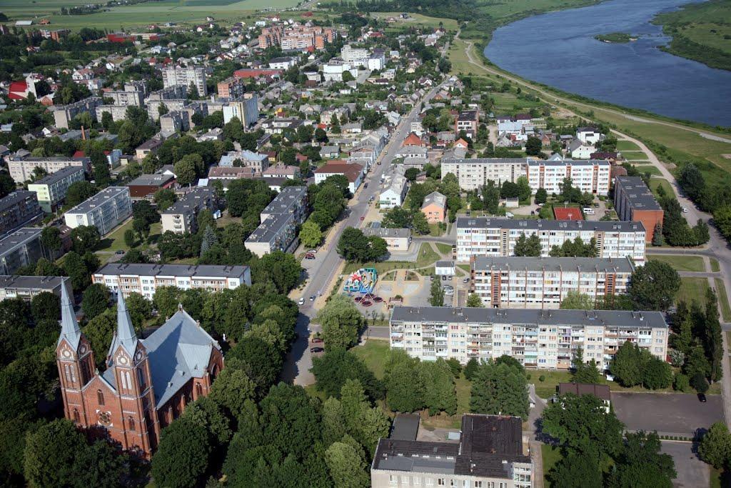 Муниципалитет Юрбаркского района должен вернуть 1 млн евро средств ЕС