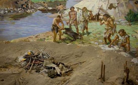 В центре Москвы найдены следы древнего человека