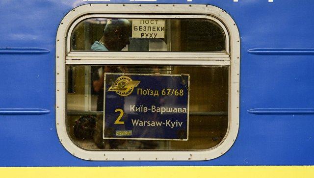 Гражданка Украины попыталась провезти в Польшу сына в чемодане