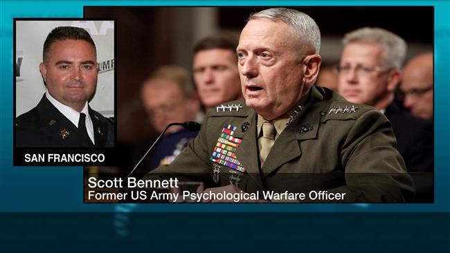 Глава Пентагона: Россия и Китай должны стать вассальными государствами Америки