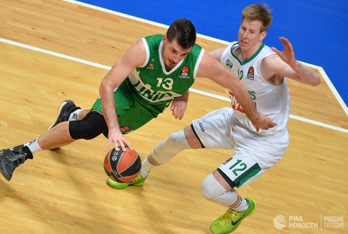 Тренером каунасского баскетбольного клуба Zalgiris остается Ш. Ясикявичюс