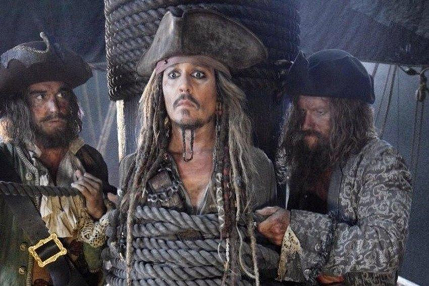 СМИ: Disney решили убить Джека Воробья
