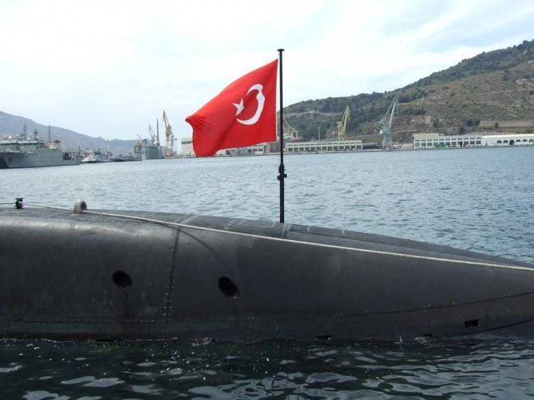 Украинский генерал хочет затопить Черноморский флот с помощью турецких подлодок
