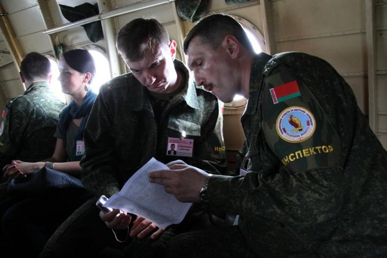 Инспекторы по вооружениям из России и Белоруссии прибыли в Литву