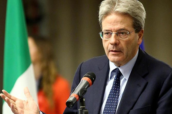 Премьер Италии: санкции против России не могут длиться вечно