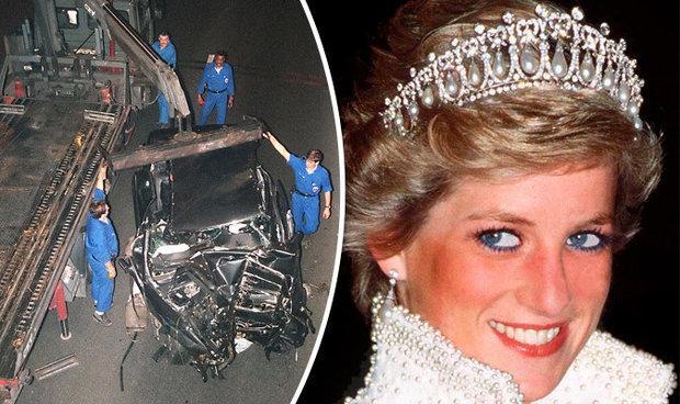 Агент британской спецслужбы MI5 признался в убийстве принцессы Дианы (видео)