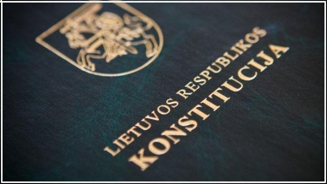 Сейм обратился в КС по вопросу двойного гражданства