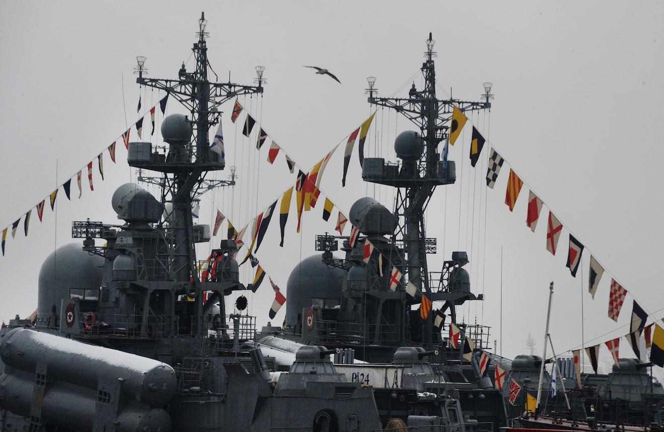 ВМФ РФ построит новый авианосец