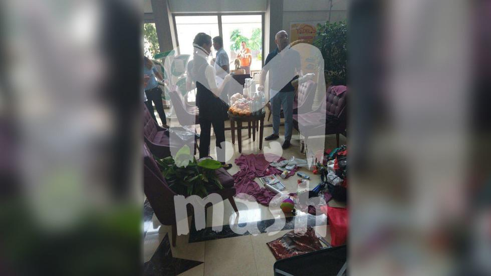 Жителям Сургута недали вывезти «трофеи» изтурецкого отеля