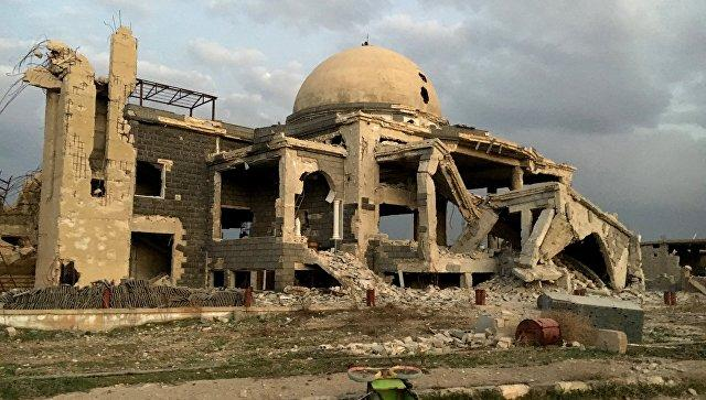 Источник: террористы готовят провокацию с химоружием в Сирии