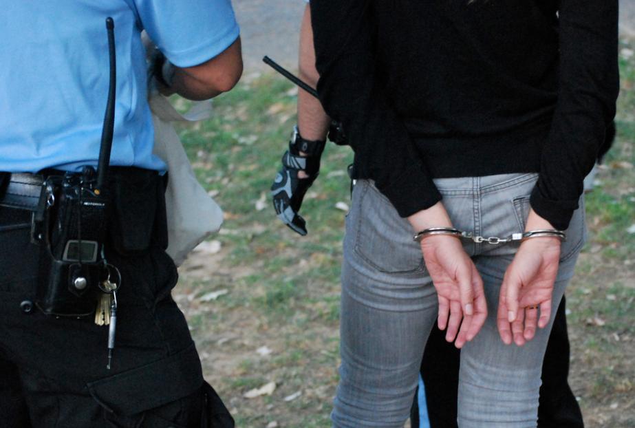В Киеве женщина-коп решилась на похищение, чтобы спасти любовника от тюрьмы