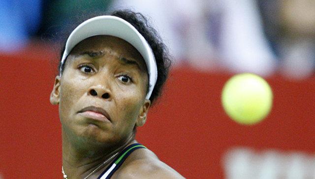 Теннисистка Винус Уильямс признана виновной всмертельном ДТП