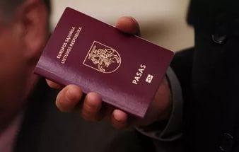 Запись фамилий супругов-иностранцев нелитовскими буквами - только не для поляков Литвы