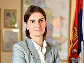 Премьер Сербии заявила, что новое правительство не станет вводить санкции против России