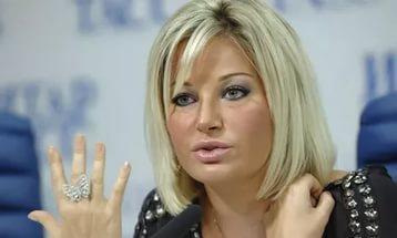 Пранкеры поговорили с Максаковой от имени министра культуры Украины