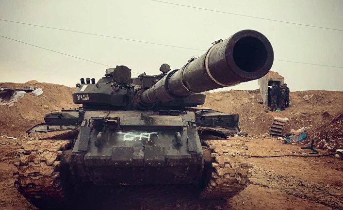 Какова история «электронной пушки», которая сбила израильский самолет над Кунейтрой?