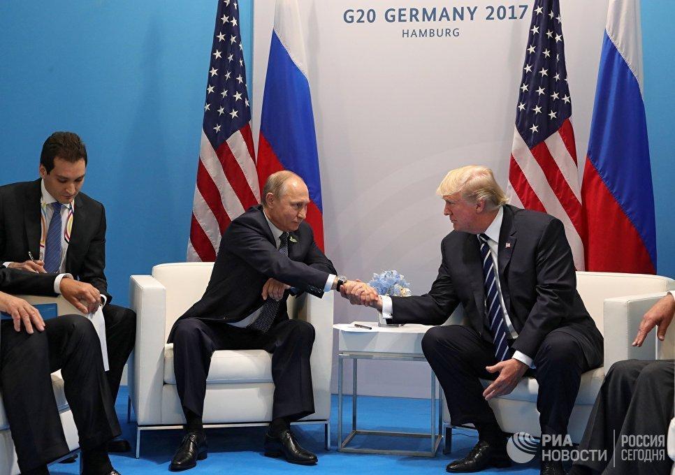 Встреча Трампа и Владимира Путина стала запуском разговора, ноне решением трудностей - советник