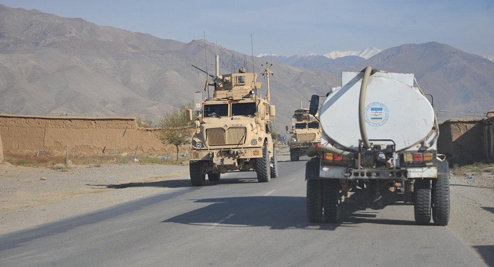 Депутат: США воруют уран из шахт афганского Гильменда