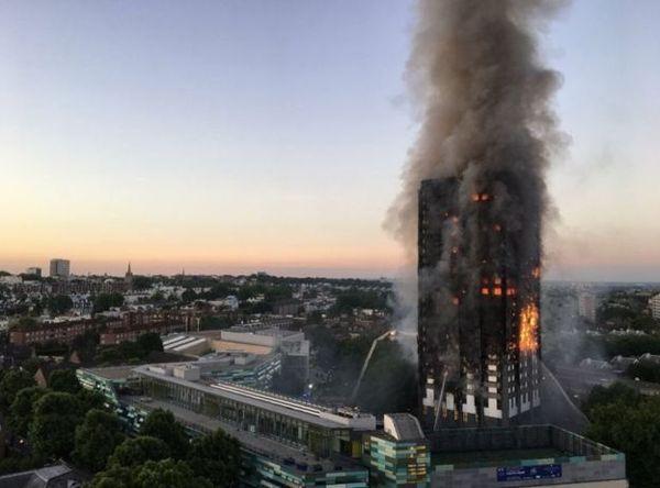 Лондонский пожар (Блог Василия Егорова)