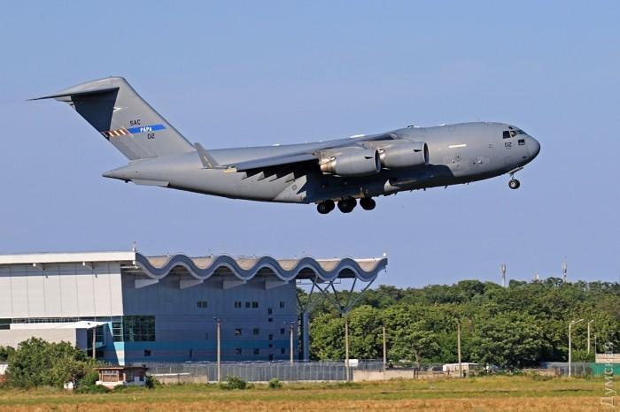 В Одессу прибыли самолёты НАТО