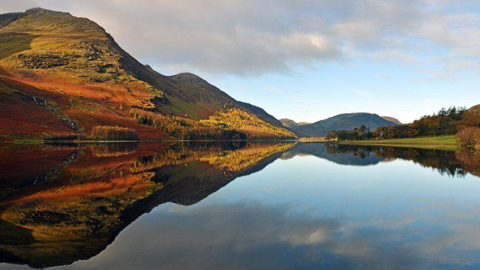 Озерный край в Англии включен в список Всемирного наследия ЮНЕСКО