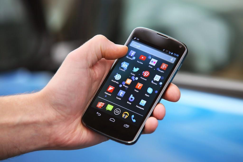 Смартфоны выявили самые ленивые и самые активные страны