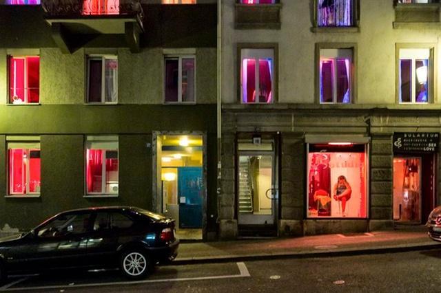 Право на проституцию? Швейцарский опыт