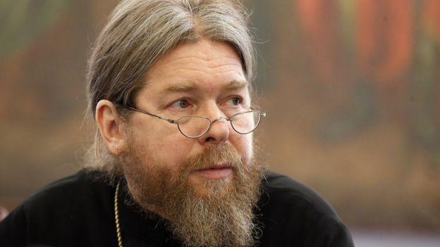 """""""Духовник Путина"""" объяснил, почему не может стать патриархом"""