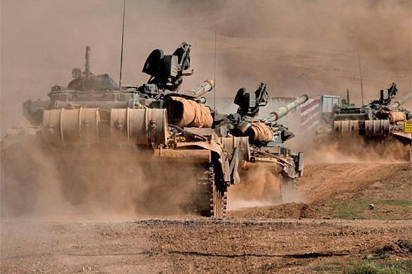 России - вопросы НАТО об учениях Запад по соседству с Литвой