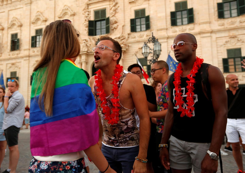 Парламент Мальты одобрил легализацию однополых браков