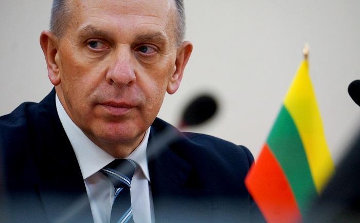 Посол Литвы в России почтил память расстрелянных 75 лет назад министров