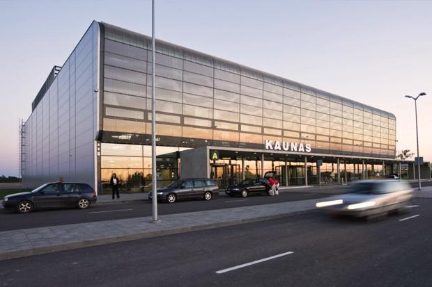 После закрытия Вильнюсского аэропорта ситуация в Каунасском аэропорту нормальная