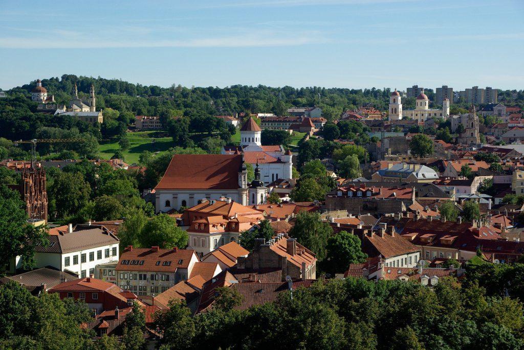В выходные в Литве осадков будет немного, ожидается теплая погода